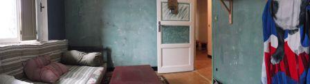 La chambre bleue (dortoir ou pièce des enfants ?)